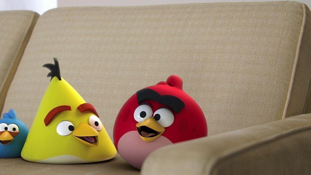 Los Angry Birds huelen a pajarito frito