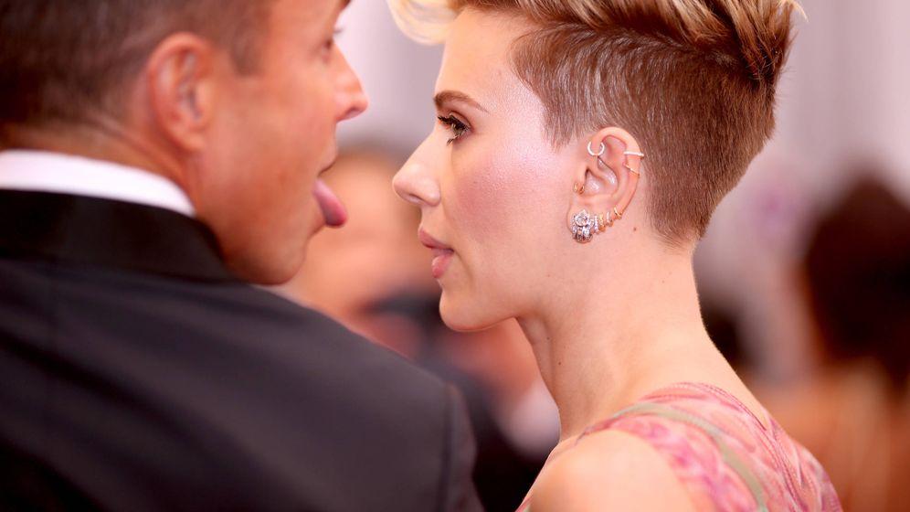 Foto: Las orejas de Scarlett Johansson tienen casi todos los piercings... ¿Se hará el del outer conch? (Getty)