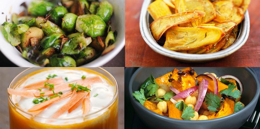 Recetas: Cuatro ideas para comer sano, rápido y sin que engorde ...