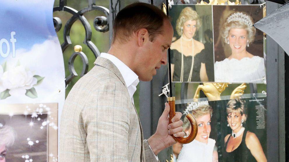 """El día que el príncipe Guillermo le dijo a su madre, Lady Di: """"Jamás te perdonaré"""""""
