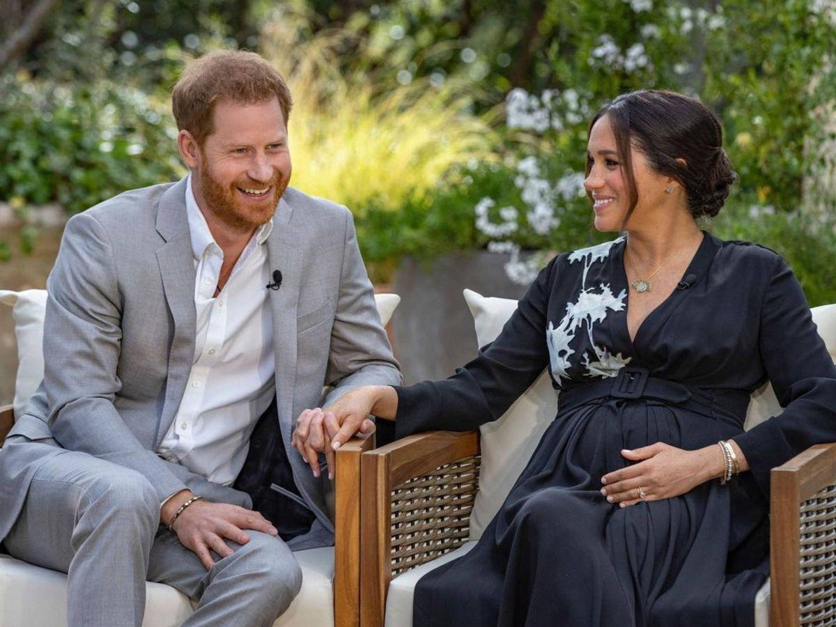 Las redes reaccionan a la esperada entrevista a Megan y Harry hecha por Oprah