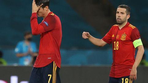 A España le falta gol y Morata está en un programa de protección de testigos