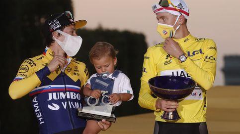 Estos eslovenos que nos dominan el Tour de Francia