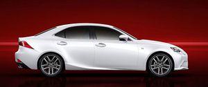 Nuevo Lexus IS en junio