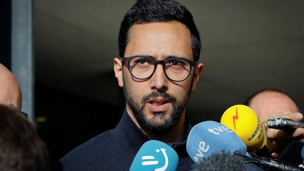 Foto: El rapero Josep Miquel Arenas, conocido como Valtònyc. (EFE)