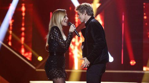 Marta Sánchez y Carlos Baute, nominados en 'OT 2018' tras su actuación