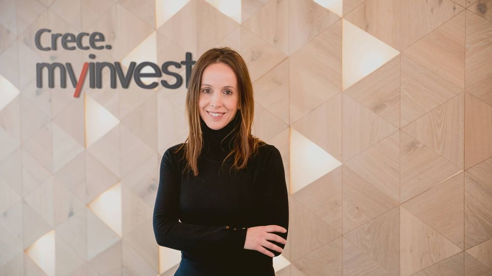 Foto: Núria Roca, co-consejera delegada de MyInvestor.