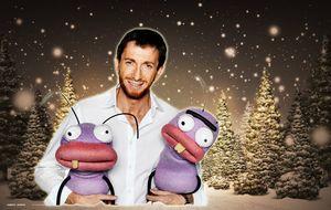 La Navidad más dulce de Pablo Motos con su preciado Hormiguero