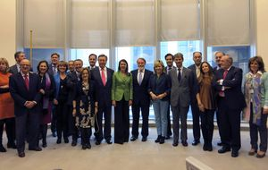 El 'cuñadísimo' de Rajoy impone 'miedo reverencial' en el PP europeo