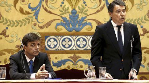 Reproches de la UCM a González en su último acto como presidente de la CAM