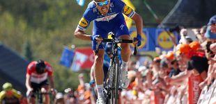 Post de Alaphilippe demuestra que Valverde es batible en la Flecha y evita su répoker