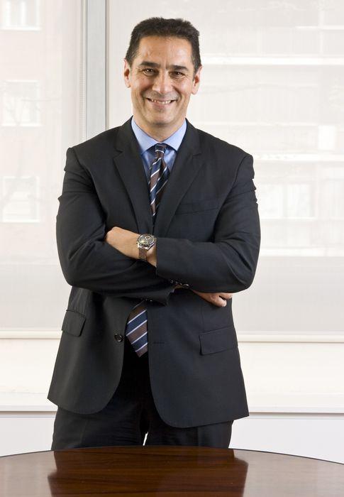 Foto: Juan Antonio Gómez-Pintado, presidente de Vía Célere y nuevo presidente de Asprima.