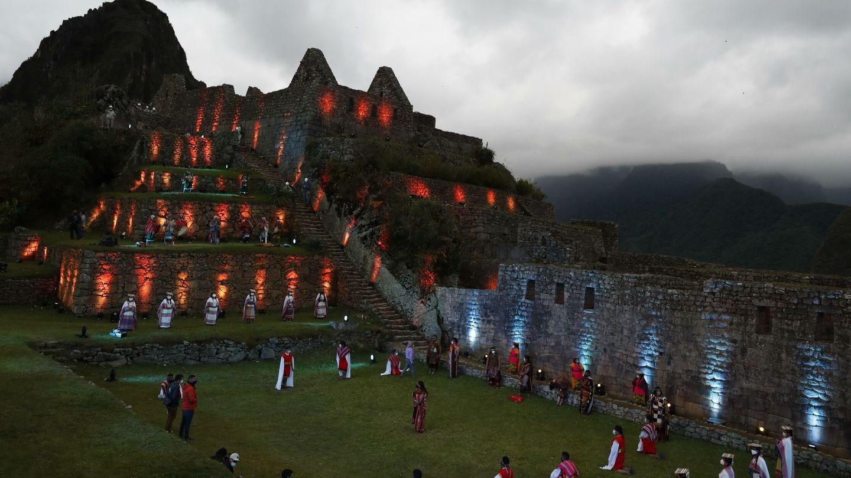 Hiram Bingham descubrió Machu Picchu en 1911. (EFE/Paolo Aguilar)