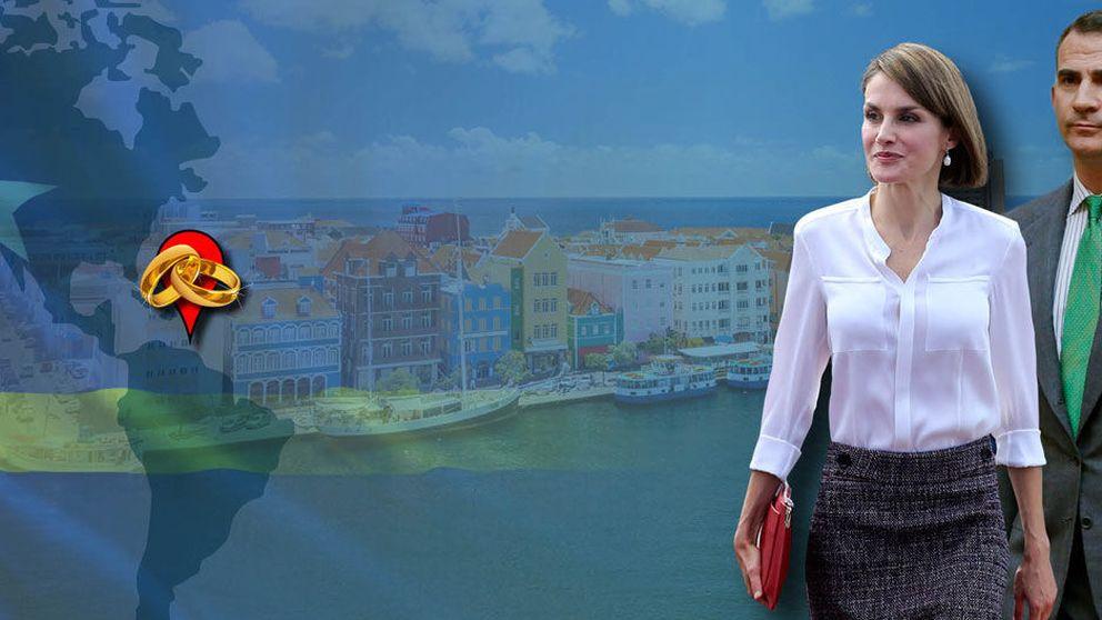 Los Reyes se casan en el Caribe por segunda vez, según la prensa alemana