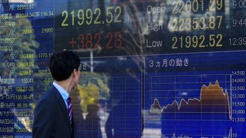 La Bolsa de Tokio cae un 2,32% arrastrada por las caídas en Wall Street