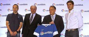 """Foto: Francisco González, presidente de BBVA: """"El fútbol genera el 2% del PIB"""""""