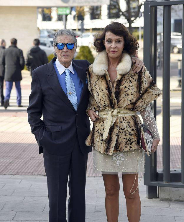 Foto: Jaime Ostos y María Ángeles Grajal (Gtres)