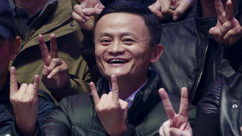 Foto: El fundador y presidente de Alibaba, Jack Ma