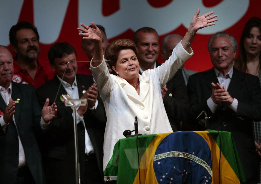 Foto: La presidenta de Brsil, Dilma Rousseff (Reuters)