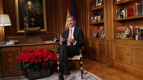 El Rey exhibe estabilidad y normalidad volviendo a su despacho de la Zarzuela