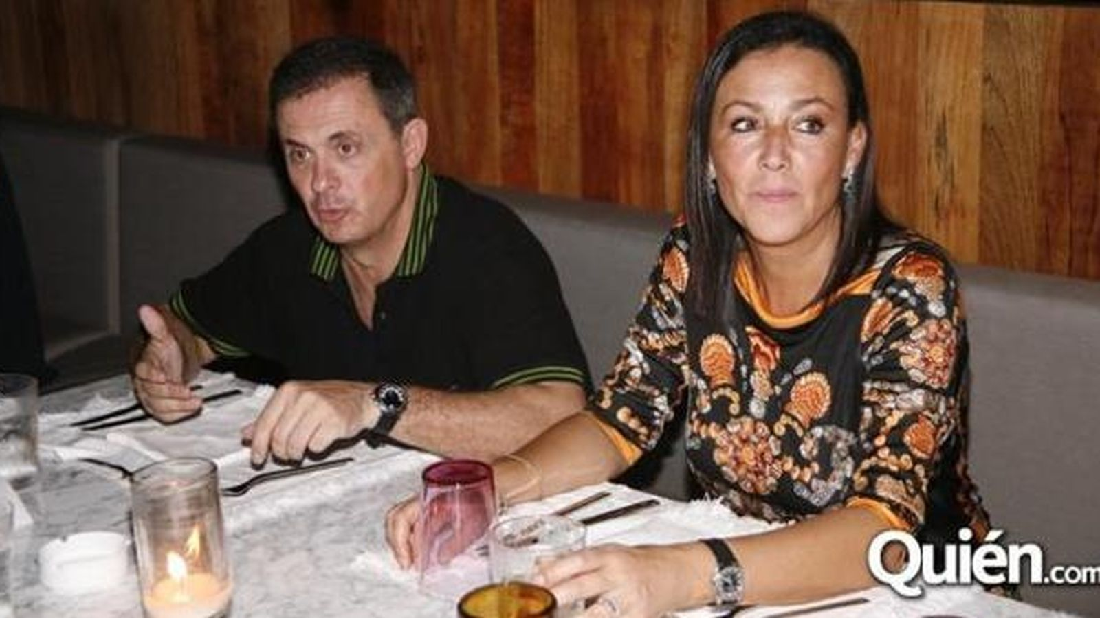 Foto: Jordi Pujol Jr y su mujer, Mercè Gironès, en una imagen de archivo