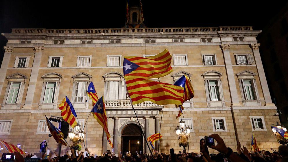 Foto: La celebración se prolongó hasta la noche. (Reuters)