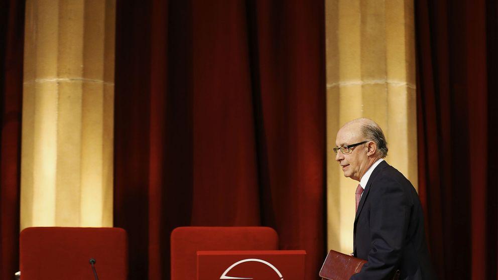 Montoro, principal beneficiario de  prórroga presupuestaria de Junqueras
