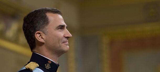 Foto: Felipe VI pronto tendrá quien le escuche