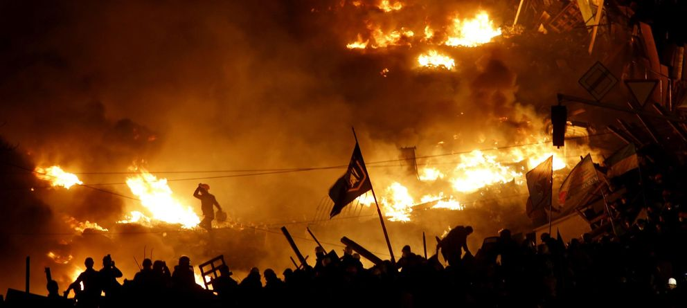 Foto: Ucrania, los choques más sangrientos