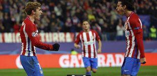 Post de La versión más clásica del Atlético: tedio y Griezmann para volver a ganar