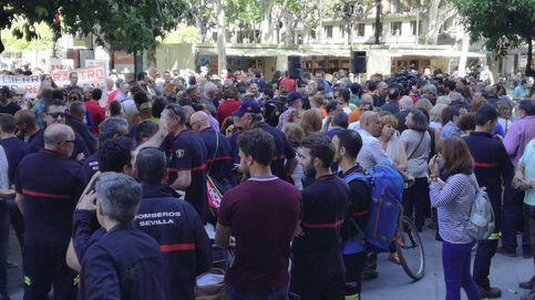 Apoyo a los bomberos de Sevilla juzgados en Lesbos: Salvar vidas no es delito