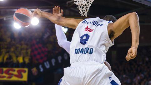 El tapón de Randolph simboliza la actual superioridad del Madrid sobre el Barça
