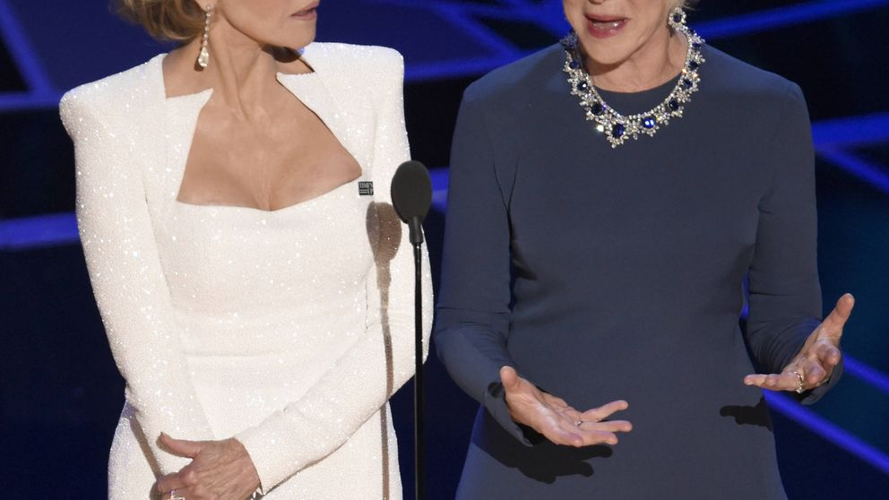 Las mujeres se plantan contra el machismo desde los Premios Oscar