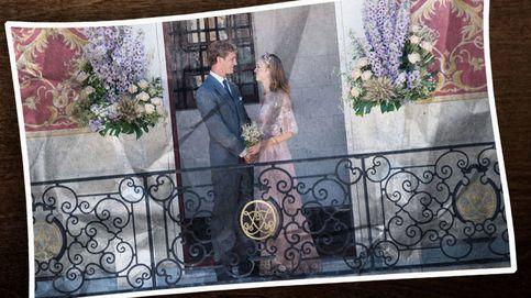 El primer año de matrimonio de Pierre y Beatrice: infidelidad y accidentes