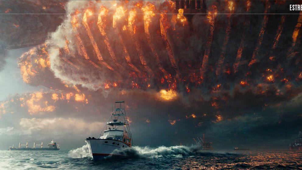 'Independence Day II',  una película risible y algo mucho peor: tediosa