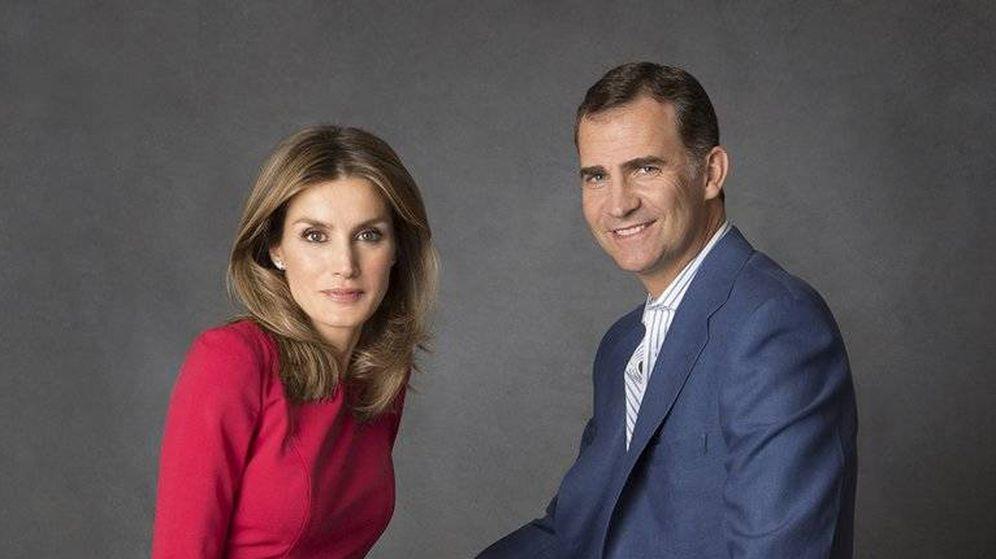 Foto: Los Reyes Felipe VI y Doña Letizia en una imagen de archivo. (Casa Real)