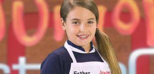 Post de MasterChef Junior 5': Esther, ganadora en una vibrante final con David Muñoz