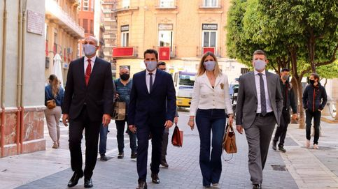 El PSOE arrebata la Alcaldía de Murcia al PP al aprobar la moción con Cs y Podemos