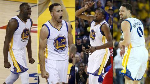 ¿Arrasarán los Golden State Warriors? Los superequipos no ganan a la primera