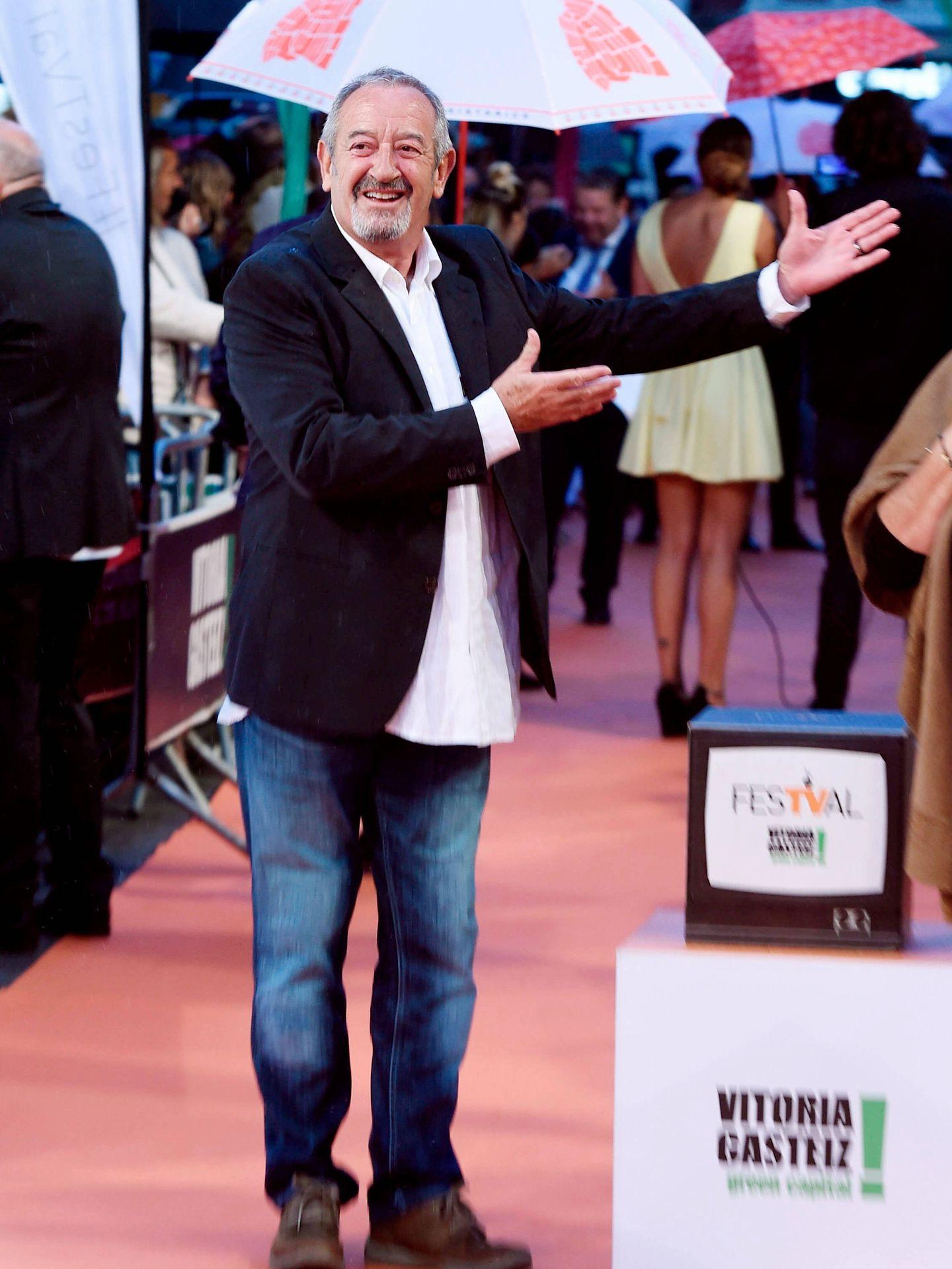 Karlos Arguiñano, en el Festival de Vitoria.  (Atresmedia)