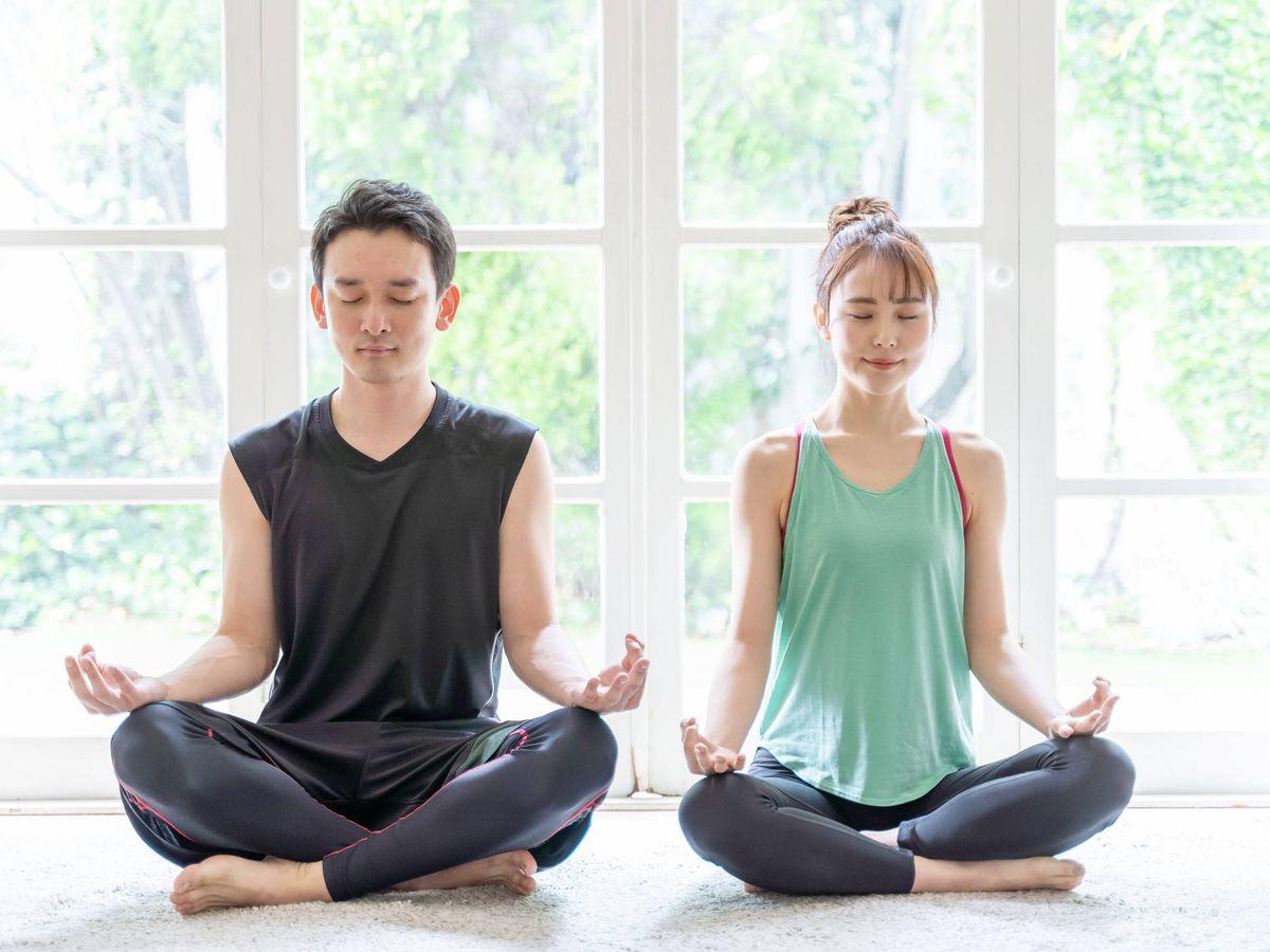 Foto: Además de respirar de forma adecuada, encontrarás mejoras en tu sistema digestivo (Fuente: iStock)