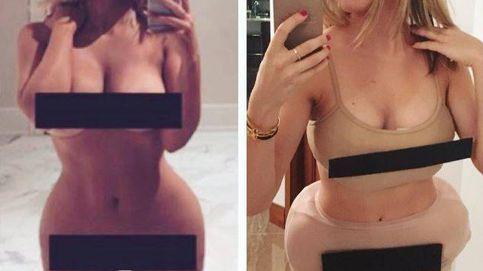 La tenista Eugenie Bouchard se desnuda como Kim Kardashian (literalmente)