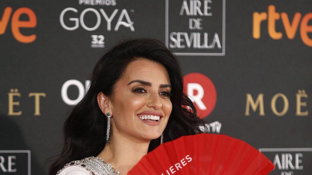 Foto: Ceremonia de entrega 32 edición de los Premios Goya. (EFE)
