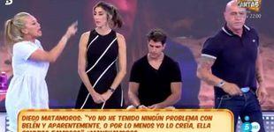 Post de La guerra de Matamoros con Belén Esteban por no apoyar a Laura en 'SV'