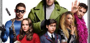 Post de 'The Umbrella Academy': otra serie de Netflix sobre superhéroes que no pasará a la historia