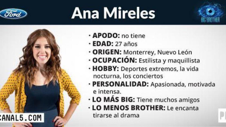 Así es Ana Ceci