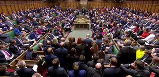 Post de May maniobra para celebrar mañana la votación definitiva del acuerdo del Brexit