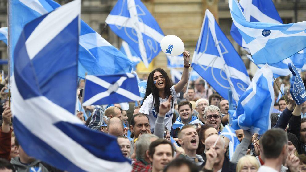 Johnson se empleará a fondo para evitar que Escocia se independice