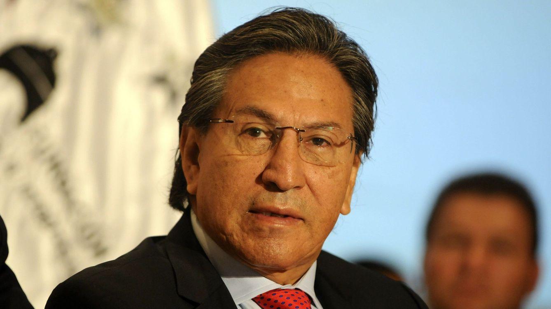 Detenido en EEUU el expresidente peruano Alejandro Toledo