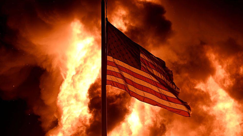 Foto: Protestas en Kenosha, Wisconsin. (Reuters)